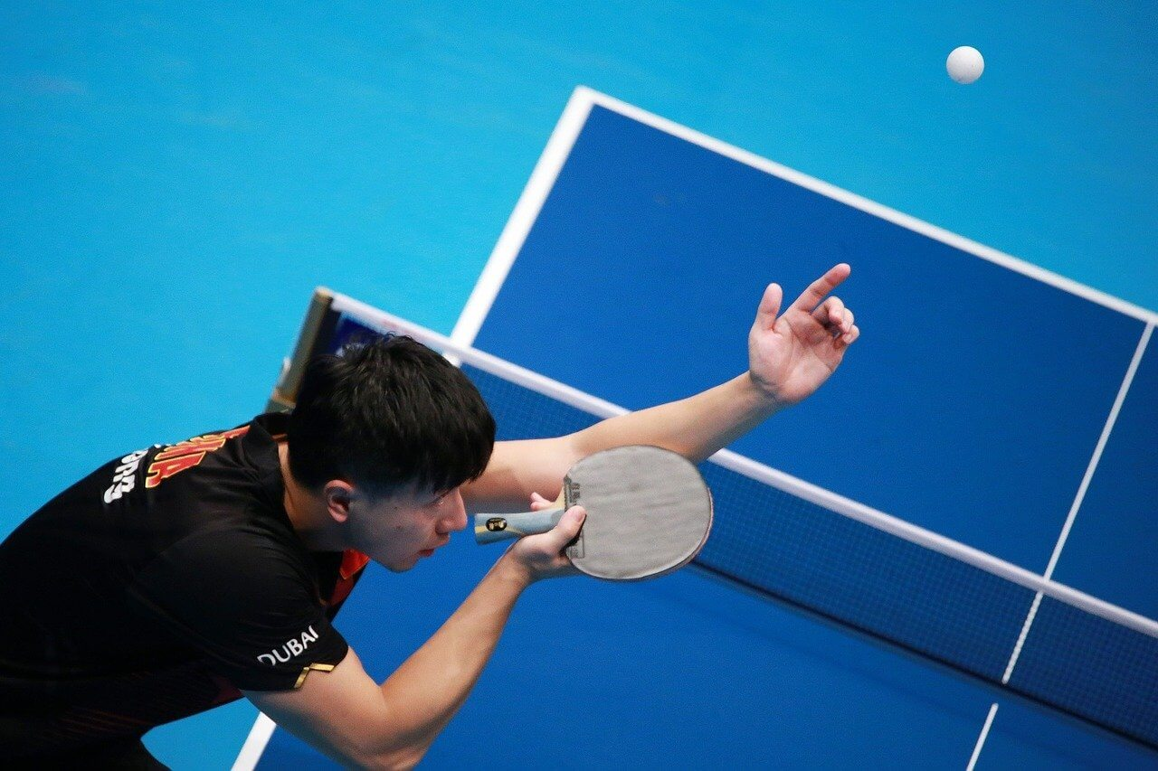Table Tennis Quiz Question And Answers